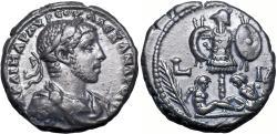 Ancient Coins - EGYPT, Alexandria. Severus Alexander. AD 222-235. a real Gem coin , stunning, bold.