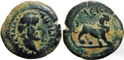 Ancient Coins - EGYPT, Alexandria. Antoninus Pius. AD 138-161. Unique and unpublished for year 20.
