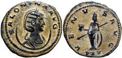 Ancient Coins - SALONINA.Augusta, 253-268 AD.