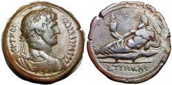 Ancient Coins - EGYPT, Alexandria. Hadrian. AD 117-138. Æ Drachm, lovely for the type.