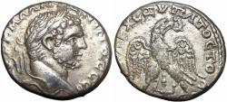 Ancient Coins - PHOENICIA, Ake-Ptolemais. Caracalla. 198-217 AD.