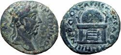 Ancient Coins - Biblical, Arabia, Adraa. Marcus Aurelius. AD 161-180. Stunning example!!!