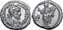 Ancient Coins - EGYPT, Alexandria. Philip I. AD 244-249.