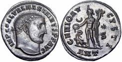 Ancient Coins - Maximinus II AE Follis. Antioch. 311 A.D.