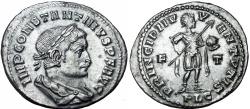 Ancient Coins -  Constantine I. AD 307/310-337. Lyon mint .