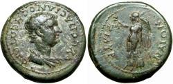 Ancient Coins - IONIA, Smyrna. Vespasian Junior. Caesar, AD -95/6.