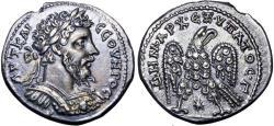 Ancient Coins - Septimius Severus, Laodicea ad Mare, Syria. AD 205-7. Fleur De Coin. a real Gem !!!