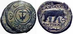Ancient Coins - SELEUKID KINGS OF SYRIA. Antiochos I (281-261 BC).