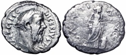 Ancient Coins - PESCENNIUS NIGER, A.D. 193-194. EX Morton and Eden, Ex the Day collection.