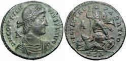 Ancient Coins - Constans. AD 337-350.