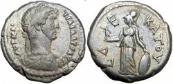 Ancient Coins - EGYPT, Alexandria. Hadrian. AD 117-138.