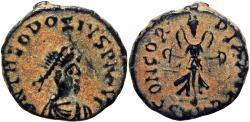 Ancient Coins - Theodosius II. A.D. 402-450.