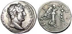 Ancient Coins - Hadrian. AD 117-138. Unpublished type in RIC .
