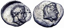 Ancient Coins - SAMARIA. Circa 375-333 BC. In exceptional state of preservation for the type.