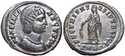 Ancient Coins - Helena. Augusta, AD 324-328/30. attractive example.