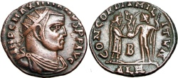 Ancient Coins - MAXIMIANUS. First Reign, 286-305 AD.
