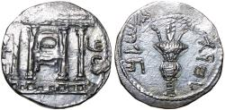 Ancient Coins - The Bar Kokhba-uprising (132-136 CE).