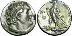 Ancient Coins - PTOLEMAIC KINGS of EGYPT. Ptolemy III Euergetes. 246-222 BC. Palestaine Joppa mint.