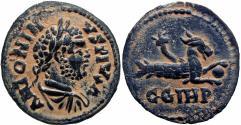 Ancient Coins - MYSIA, Parium. Caracalla. AD 198-217.