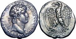 Ancient Coins - SYRIA, Seleucis and Pieria. Antioch. Otho. 69 AD. great metal .