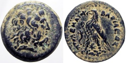 Ancient Coins -  PTOLEMAIC KINGS of EGYPT. Ptolemy II Philadelphos. 285-246 BC.
