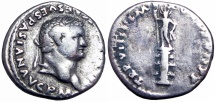Ancient Coins - Titus. AD 79-81.