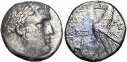 Ancient Coins - PHOENICIA, Tyre. 126/5 BC-AD 65/6. AR Shekel.