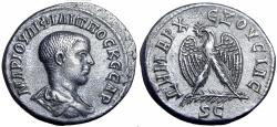 Ancient Coins - SYRIA, Seleucis and Pieria. Antioch. Philip II, as Caesar, 244-247.