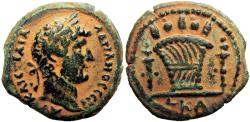 Ancient Coins - Egypt, Alexandria. Hadrian. A.D. 117-138.