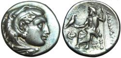 Ancient Coins - KINGS of MACEDON. Philip III Arrhidaios. 323-317 BC.