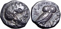 Ancient Coins - ARABIA, Southern. Saba'. Late 4th–mid 2nd centuries BC.