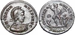 Ancient Coins - Gratian. AD 367-383.