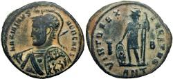 Ancient Coins - Maximinus II. As Caesar, AD 305-309. Rare .