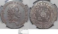 World Coins - Poland. King S. Poniatowski (1764-1795). AR Taler 1772 A-P. NGC XF45, gray toning