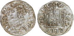 World Coins - SPAIN. Medieval Castile & León. Sancho IV el Bravo (the Brave) (1284-1295) AR Cornado ND. Choice XF
