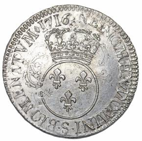 World Coins - France. Reims.  King Luis XV