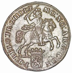 World Coins - Netherlands. LOW COUNTRIES, Holland. (1581-1795). AR Ducaton