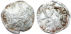 "World Coins - Netherlands. United Provinces. Utrecht. Silver ""Lion"" Thaler 1638. aVF."