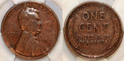 Us Coins - Lincoln Cents, Wheat Reverse 1909 S-VDB. PCGS VG10!