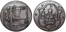 World Coins - Great Britain. Norfolk. Norwich. Cu Token 1792. VF