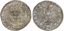 World Coins - Austrian Netherlands. City of Zwolle. Rudolf II. Adlerschilling o.J. (1601). VF