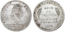 Switzerland. Geneva. Canton Silver Genevoise (10 Decimes) 1794-TB. VF, scarce