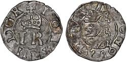 World Coins - Latvia (ex Livonia). Reval under Sweden. King John III (1568-1592). AR Schilling ND. VF+
