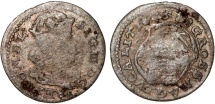 World Coins - Poland. Lithuania. G-Duke Sigismund III (1587-1632). AR Gross 1625. Fine+