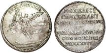 World Coins - Poland/Saxony. August III, 1733-1763 (Friedrich August II as Duke-Elector). AR 2 Groschen 1747. VF