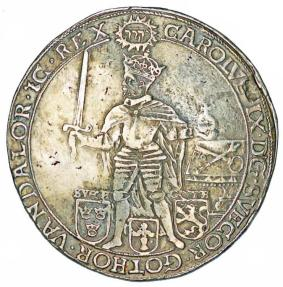 World Coins - Sweden. King Carl IX (1604-1611). AR