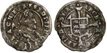 World Coins - Austria. Saint Veit. Ferdinand II. AR 1 Kreuzer 1624. VF, rare