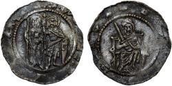 World Coins - BOHEMIA. Vladislav I. 1109-1118 and 1120-1125. AR Denár ND. CHoice XF