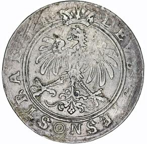 World Coins - Switzerland, Old Confederation. Schaffhausen. AR Thaler 1621. VF, nicely toned.