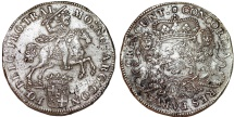 World Coins - Netherlands. Utrecht. AR Ducatone called: Silver Rider 1742. XF.